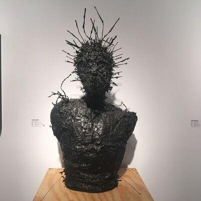 Richard Hambleton, 'Torso of a Shadowman', 1985