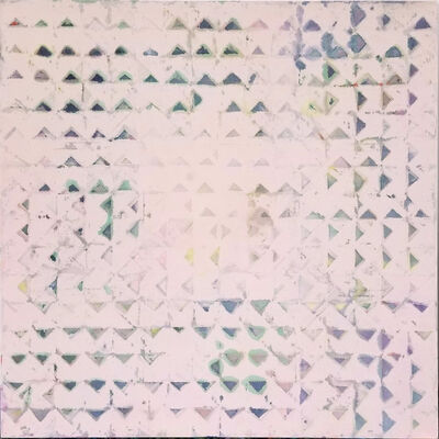 Lynne Golob Gelfman, 'thru pink', 2014-2018