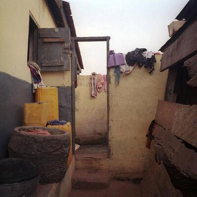 Denis Dailleux, 'Douche à Munford, Ghana', 2016