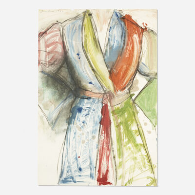Jim Dine, 'The Cartoons', 1982