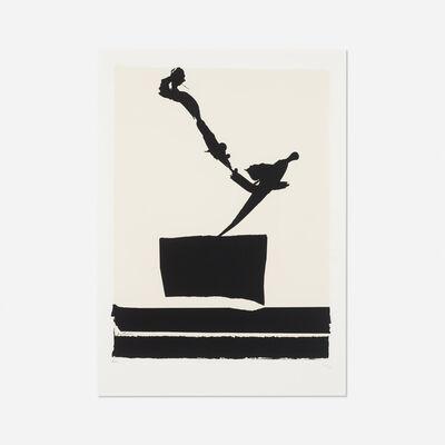 Robert Motherwell, 'Africa 5 from Africa Suite', 1970