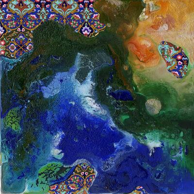 Hedieh Javanshir Ilchi, 'Across Solemn Distances 12', 2018