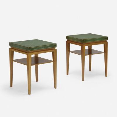 Tommi Parzinger, 'Occasional tables model 3303, pair', c. 1955