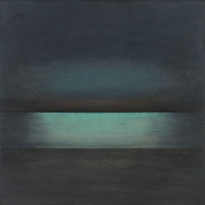 Eduard Angeli, 'Night at the Beach 2', 2012