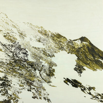 Chih-Hung Kuo, ' A Mountain-20', 2015