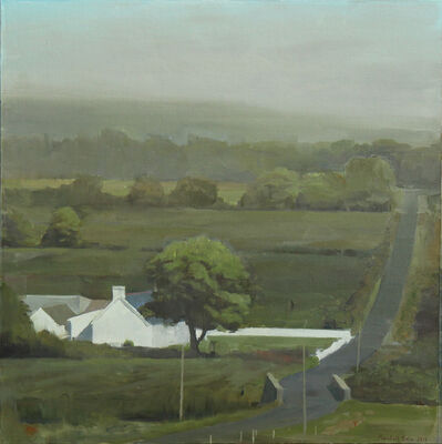 Randall Exon, 'White Walls'