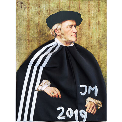 Jonathan Meese, 'Über-Richarddaddy Jacke de Large', ca. 2019