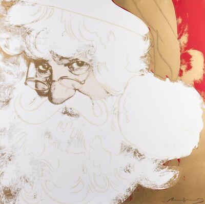 Andy Warhol, 'Santa Claus (Feldman & Schellmann II.266)', 1981