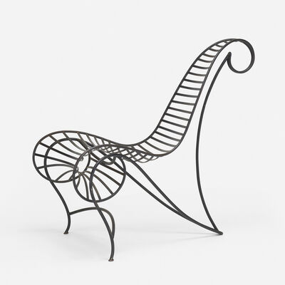 André Dubreuil, 'Rare Spine chair', 1986