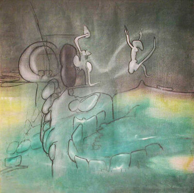 Roberto Matta, 'Untitled', 1970