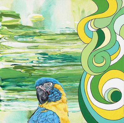 Kara Maria, 'Blue-throated Macaw', 2015
