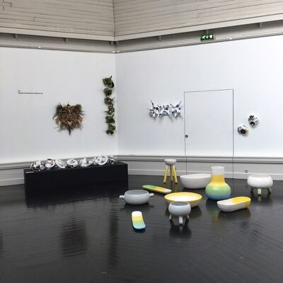 Køppe Contemporary Objects at CHART | ART FAIR 2018, installation view