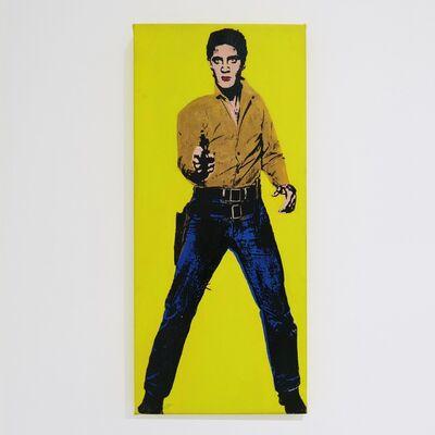 Louis Waldon, 'Elvis (Yellow)', 1998