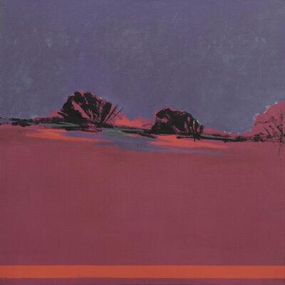 María José Concha, 'Purple Pink Dawn', 2014