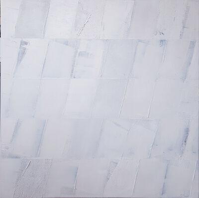 "Stéphanie MENARD, '""Monochrome White 4""', 2014"