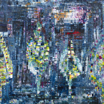 Sassan Behnam-Bakhtiar, 'Hanging Trees of Life', 2018-2019