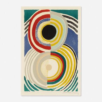 Sonia Delaunay, 'Cible'