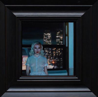 Shaun Downey, 'Apartment Window', 2020