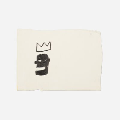 Jean-Michel Basquiat, 'Untitled', c. 1982