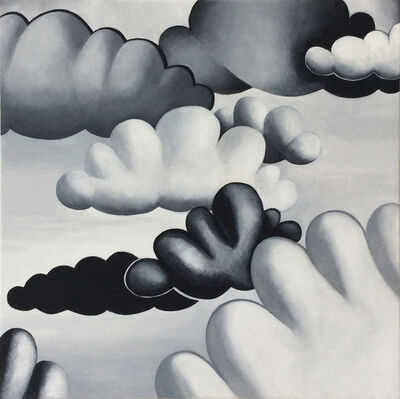 James Balla, 'Head in the clouds', 2019