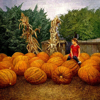 Mark Jacobson, 'Pumpkin Rider', 2010
