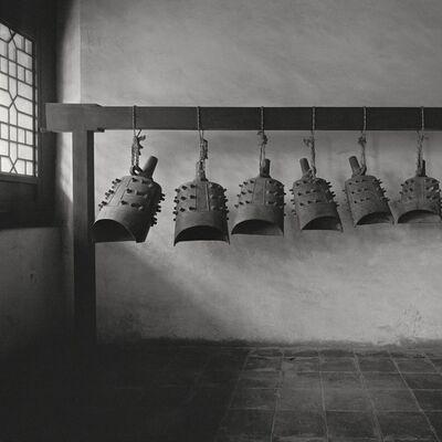 Taca Sui, 'Odes of Wang II - Temple Bells', 2010