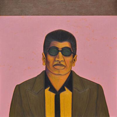César A. Martínez, 'Bato Con Yellow and Black Shirt', 2015