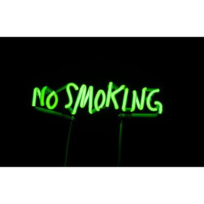 Adel Abdessemed, 'No Smoking', 2012