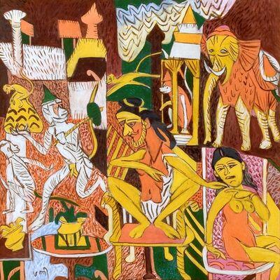 K. G. Subramanyan, 'Varanasi I', 2007