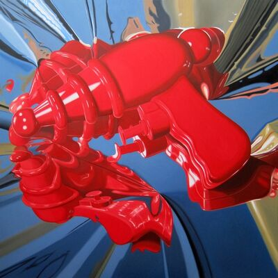 Shannon Cannings, 'Big Red', 2019