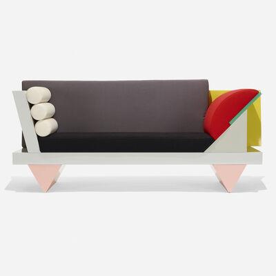 Peter Shire, 'Big Sur sofa', 1986