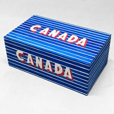 Humberto Márquez, 'Canada Shoebox', 1964