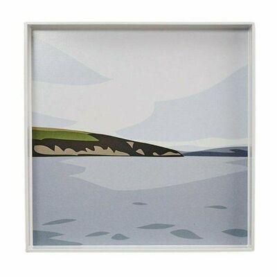 Julian Opie, 'Cornish Coast', 2016
