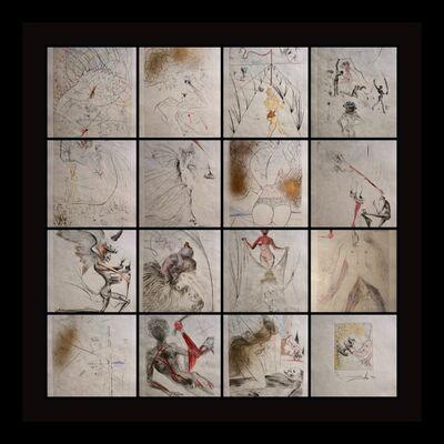 Salvador Dalí, 'La Venus Aux Fourrures Complete Suite', 1968