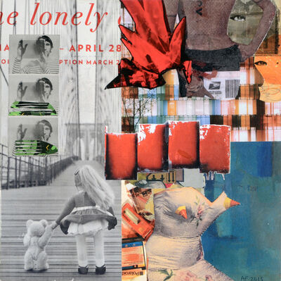 Ann Fischman, 'The Lonely City', 2015