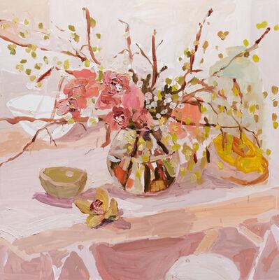 Laura Jones, 'Cymbidium Still Life', 2015