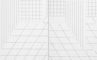 Huang Yishan, 'Symmetric Space ', 2015
