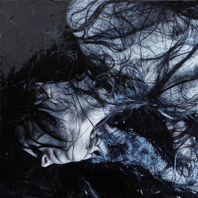 Tomohide Ikeya, 'MOON A #01', 2019