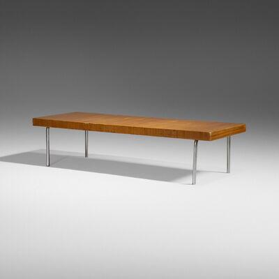 Bertrand Goldberg, 'custom coffee table from the Bertrand Goldberg Residence', c. 1958