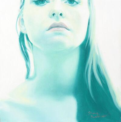 Shane Scribner, 'Jessica in Blue', 2017