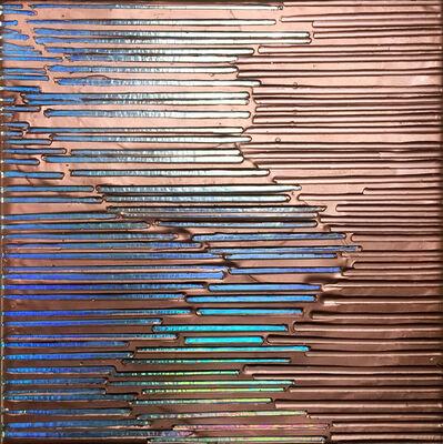 Sylvia Hommert, 'Passages / Rose Gold', 2017