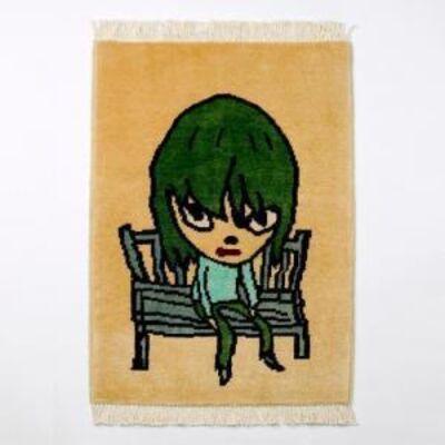 Yoshitomo Nara, 'Boy on a Bench', ca. 2008