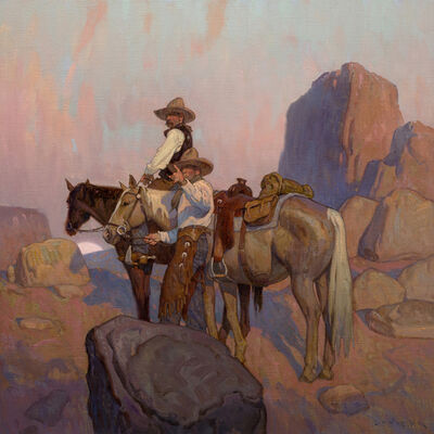 Eric Bowman, 'The Searchers', 2019