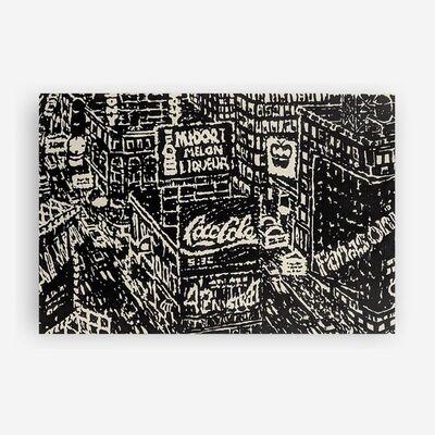 Yvonne Jacquette, '42nd Street', 1987