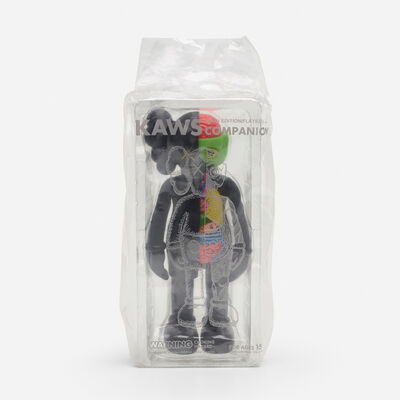 KAWS, 'Dissected Companion (Black)', 2006