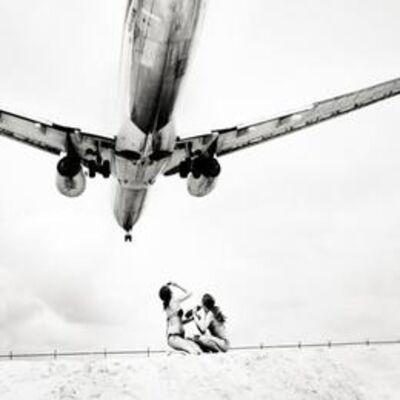 Josef Hoflehner, 'Jet Airliner #1'