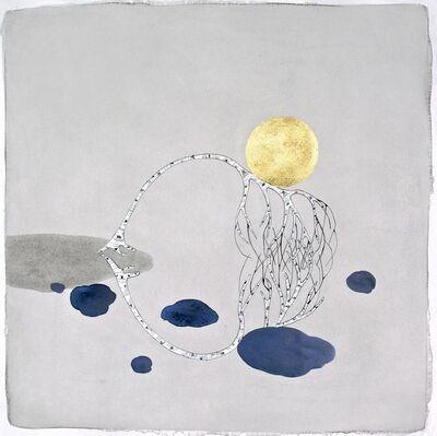 "Crystal Liu, 'The Moon, ""merge""', 2015"