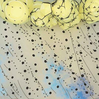 Alex McLeod, 'Blue Cloud', 2014