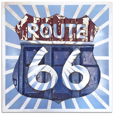 Michael Kalish, 'Route 66'