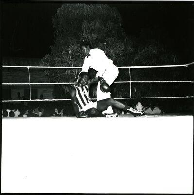 Malick Sidibé, 'Grand combat de boxe', 2012